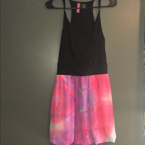 Brand new black and pink dress!
